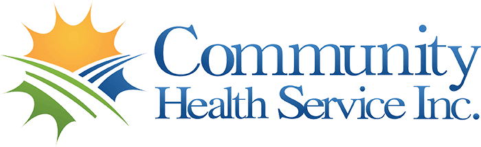 Logotip Community Health Service Inc.